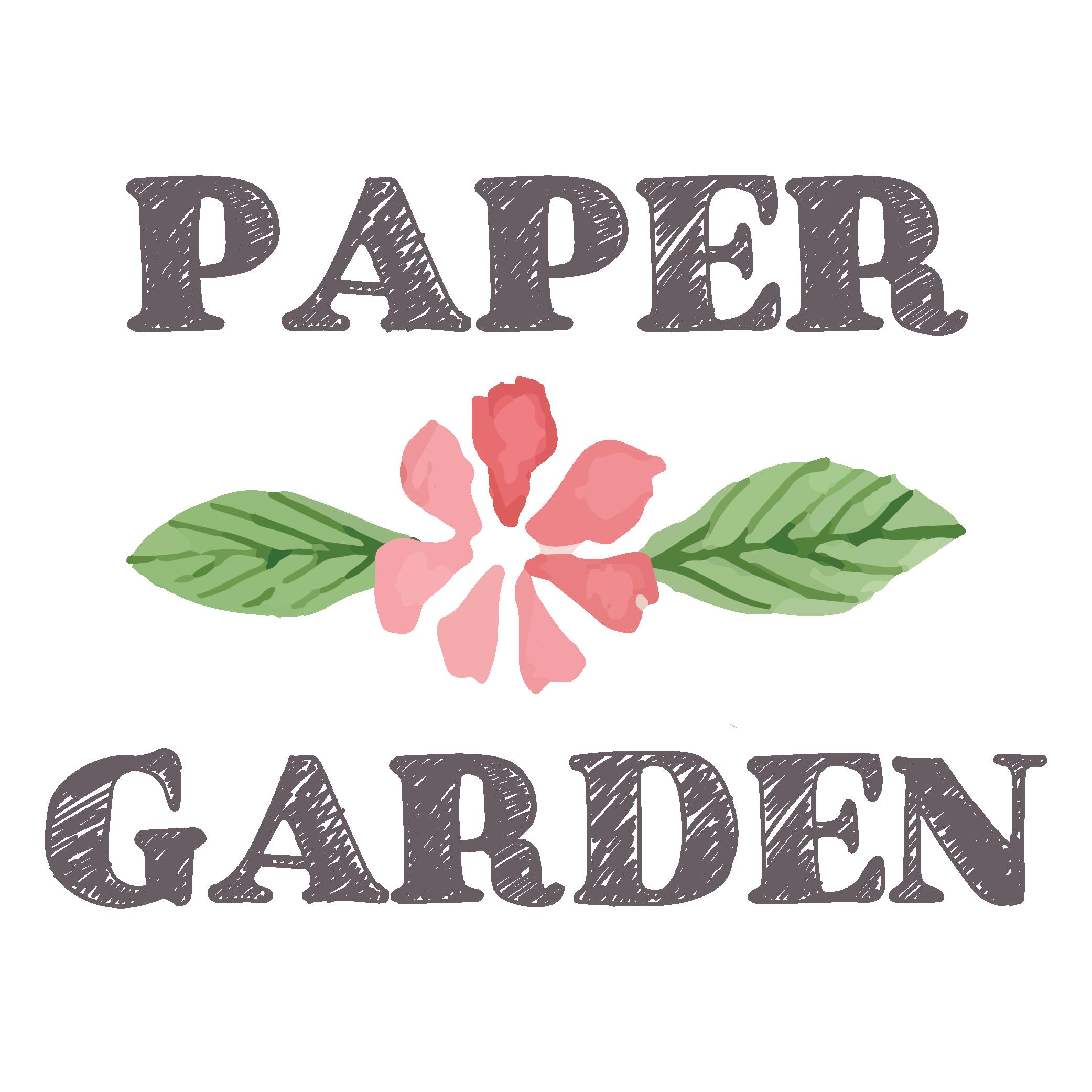 Paper Garden e-shop